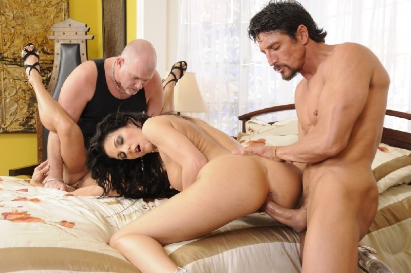 DevilsFilm.com - Roxanne Hall, Jewels Jade - Ill Fuck Your Wife If You Fuck Mine 2, Scene 2 [SD]