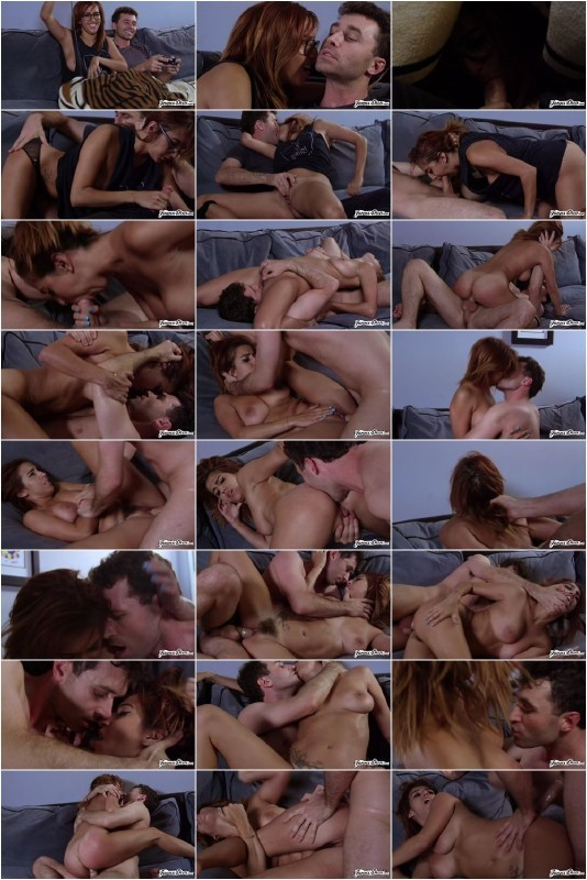 JamesDeen.com - April ONeil - Video Game Romance [SD 404p]