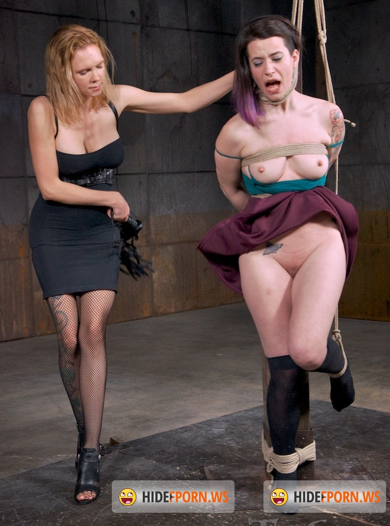 TopGrl.com: Freya French, Rain DeGrey - Boiler Room Pet  (BDSM / Bondage) [HD 720p]
