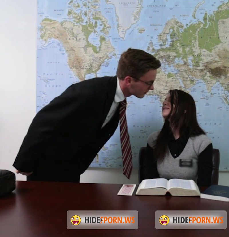 MormonGirlz.com - Amateurs - Fools Around With An Elder [FullHD 1080p]