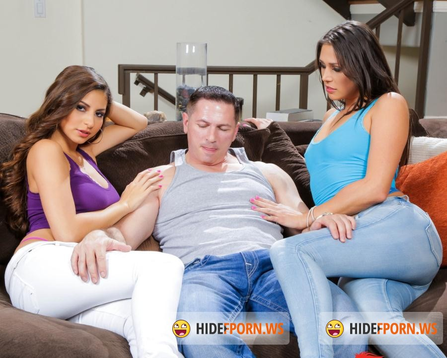 Play Ground: Anna Morna, Madi Meadows, Nina North - Julies Hot Girlfriends [SD 480p]