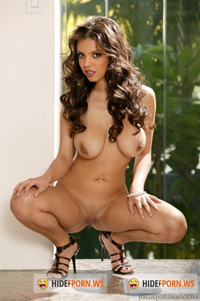 Julesjordan.com- Mr. Pete, Yurizan Beltran - Yurizan Beltran, Naughty Slut Shows Off Her Big Tits  [FullHD]