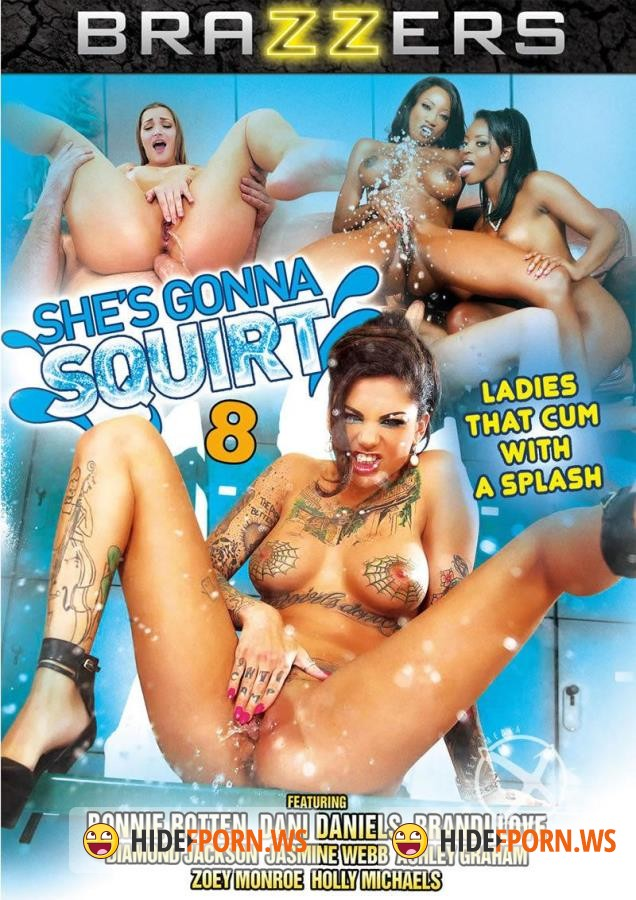 Shes Gonna Squirt 8 [2015/DVDRip]