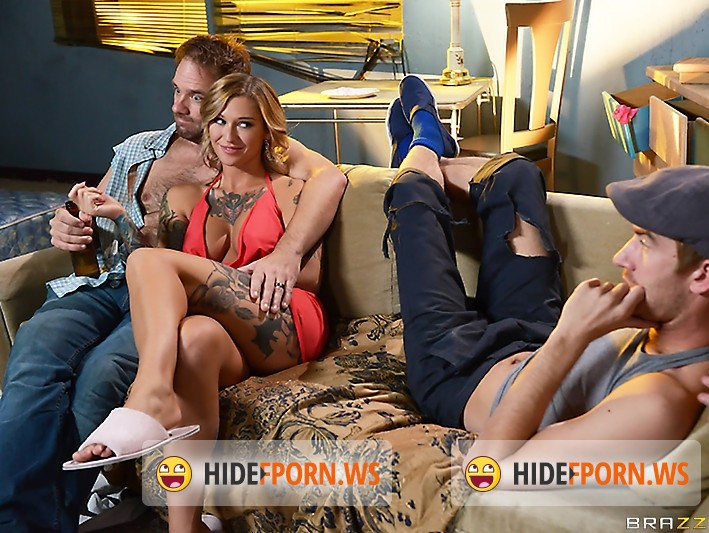 RealWifeStories/BraZZers - Kleio Valentien - Fuck All Day, Fuck All Night [FullHD]