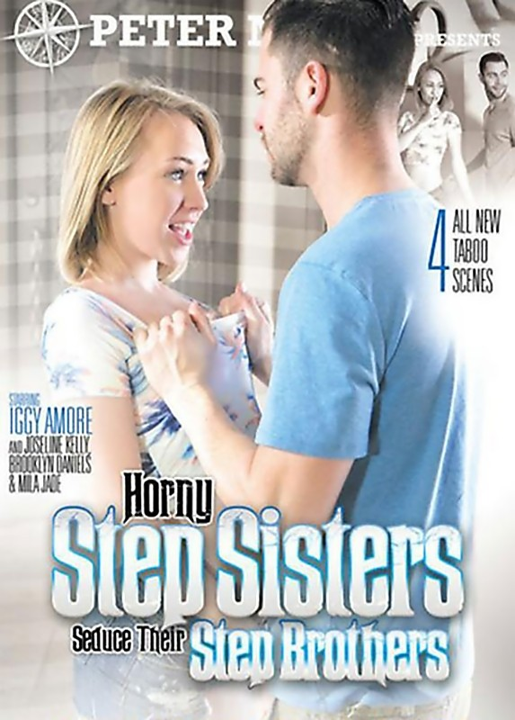Horny Step Sisters Seduce Their Step Brothers [2015/DVDRip]