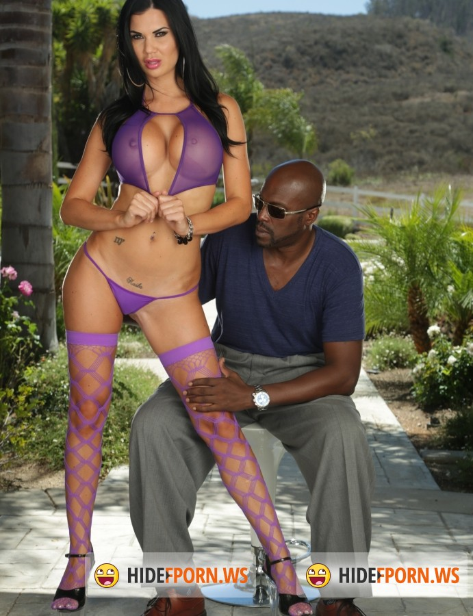 EvilAngel - Jasmine Jae, Lexington Steele - Lexs Breast Fest 6, Scene 3 [SD]
