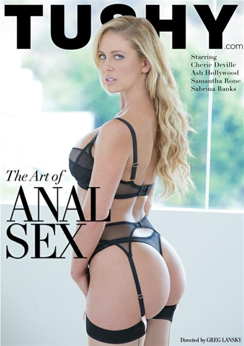 The Art Of Anal Sex [2015/WEBRip 720p]