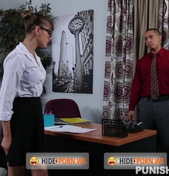 PunishTeens.com - Dakota Vixin - Testing Out The New Secretary [FullHD]