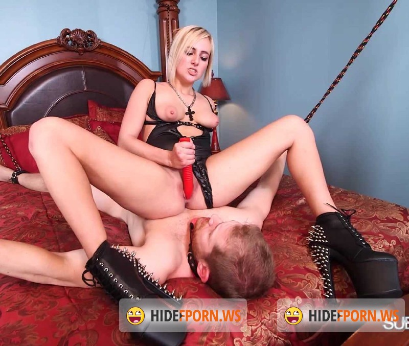 SubbyHubby.com - Kate England - Dildo Cleaner [FullHD 1080p]