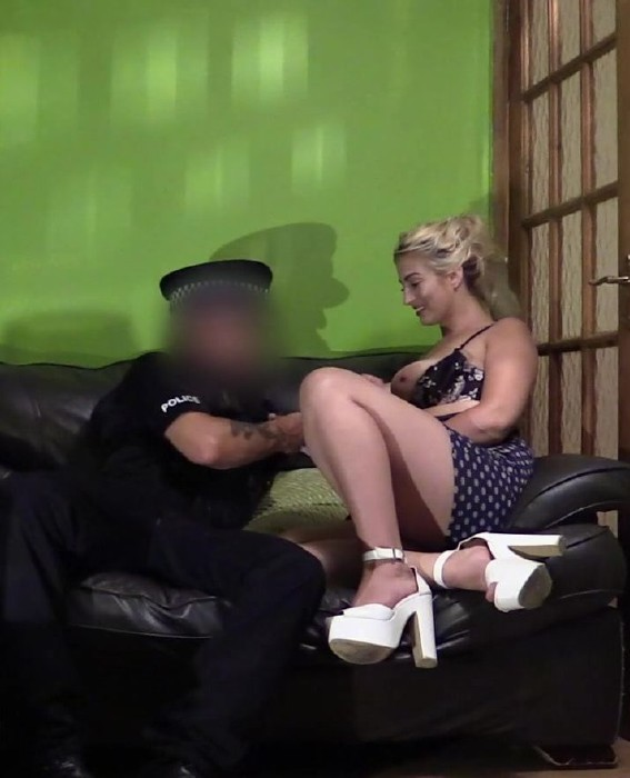 FakeCop.com - Megan - Banging the Blonde : Busty Blondes Night In With The Cop [FullHD]