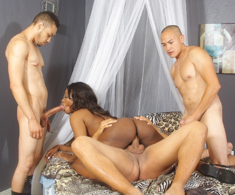 WhiteGhetto.com - Skyler Nicole - Black Cheerleader Gang Bang 28, Scene 2 [FullHD 1080p]