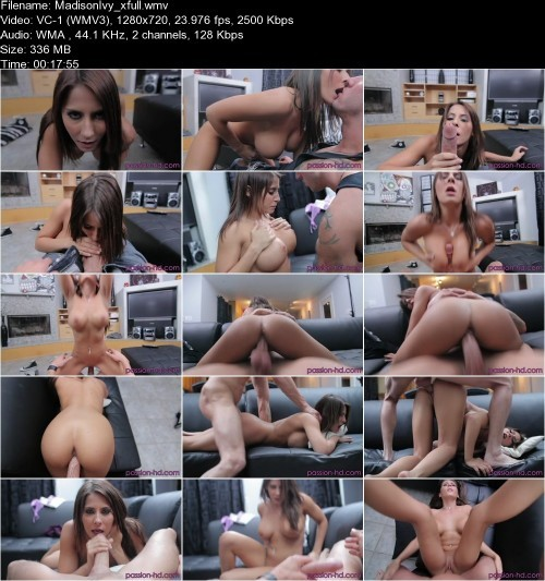 Passion-HD.com - Madison Ivy - Madisons Hot Hand [HD 720p]