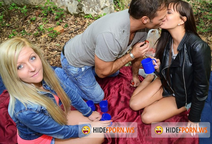 Real Party: Cindy Loarn, Summer - Amateur Hotties Picnic (Public) [SD 480p]