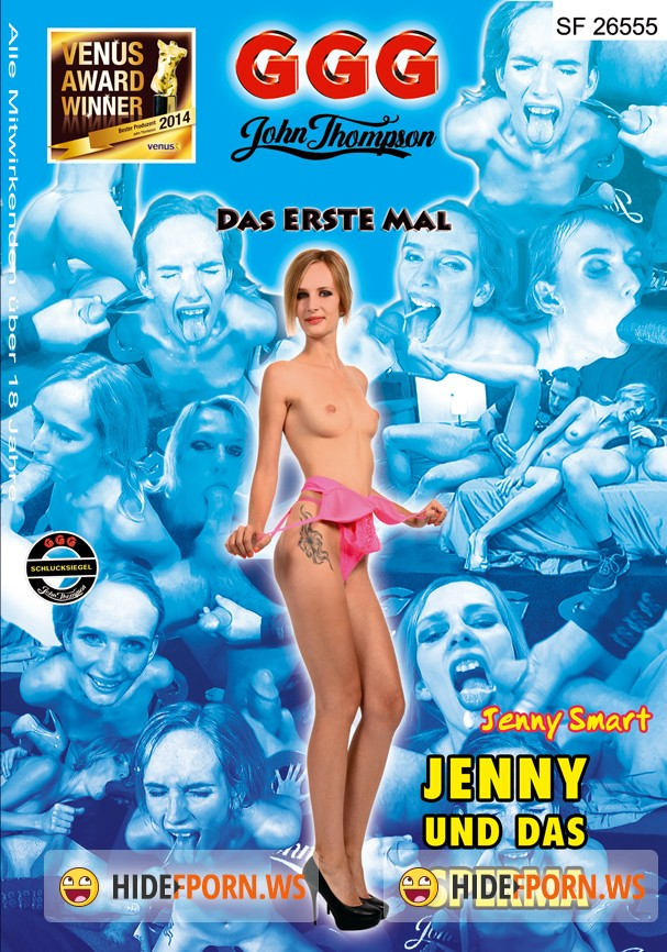 GGG - Jenny Smart and the Sperm [Full HD 1080p]