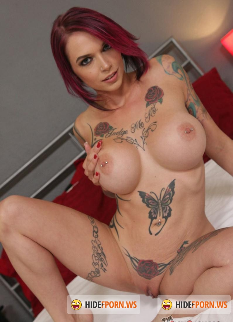 TheDickSuckers.com: Anna Bell Peaks - Happy Mouth! (Big Tits) [HD 720p]