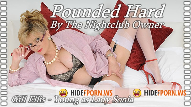 Lady-Sonia.com - Lady Sonia - Pounded Hard By The Nightclub Owner [HD 720p]