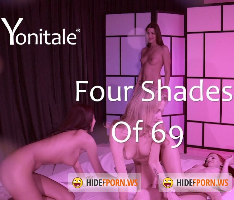 Yonitale.com - Sindy Black, Paula Shy, Leila, Angel Piaff - Four shades of 69 Part 1 [FullHD 1080p]