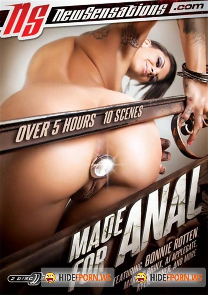 Made For Anal [DVDRip]