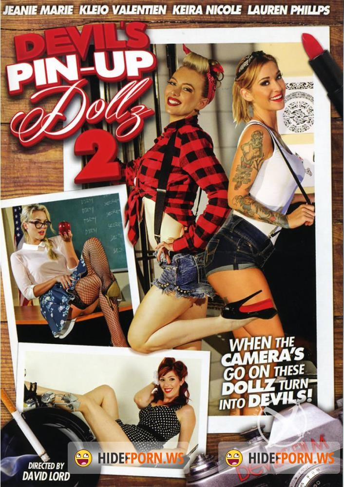 Devils Pin Up Dollz 2 [DVDRip]
