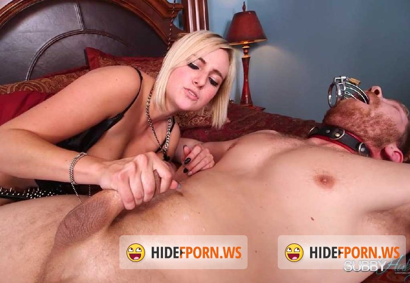 SubbyHubby.com - Kate England - Milking Chastity [HD 720p]