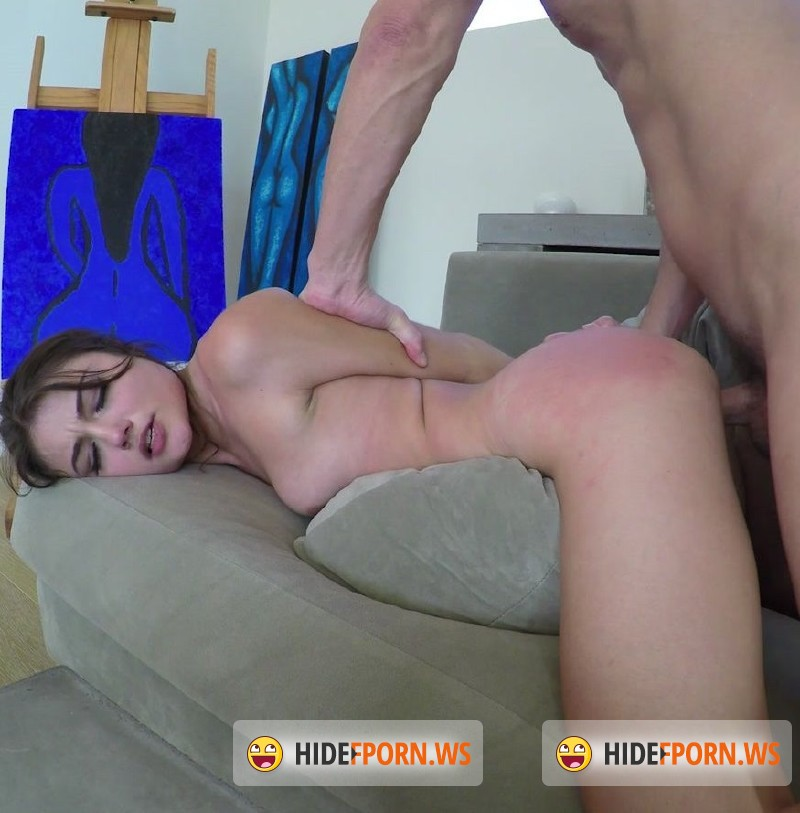 NewGirlPOV.com - Adria Rae - Midwest Petite that likes it hard and deep [FullHD 1080p]