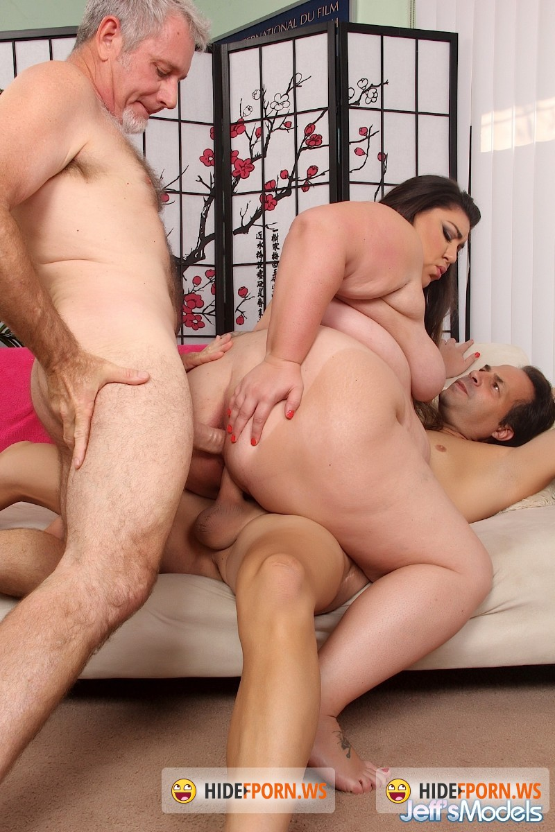 JeffsModels.com - Bella Bendz - Bella Double Fucked [HD 720p]
