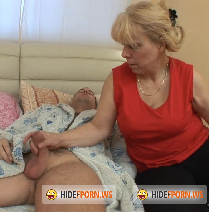 MatureShare.com: Milena O - Adorable lady with natural boobies accepts only young rods (MILF) [HD 720p]