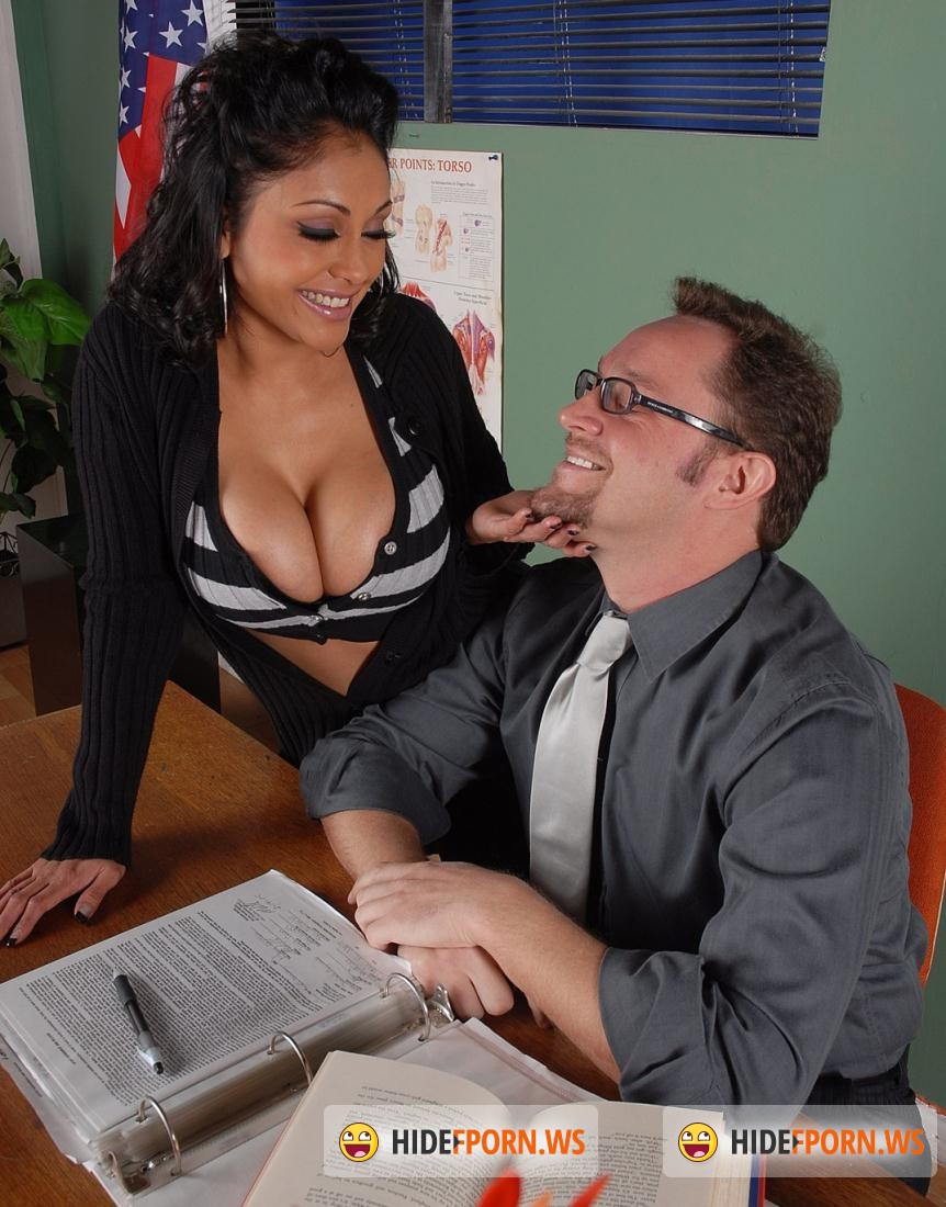Big Tits like Big Dicks: Priya Rai - Priya Rai Fucks Her Professor Alec Knight For The Grade HD (Big Tits) [FullHD 1080p]
