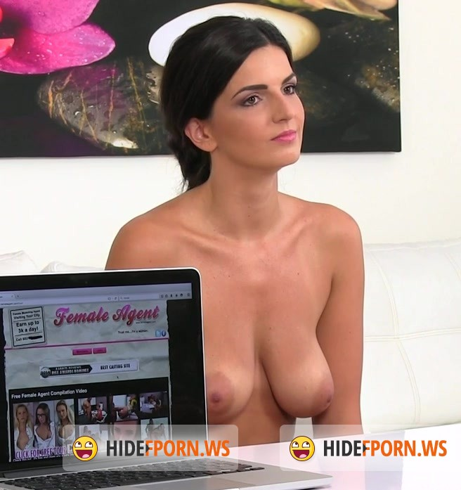 FemaleA: Alexis (Emilia), Cynthia - E324 Busty make up artist gets agent wet and horny (Casting) [HD 720p]