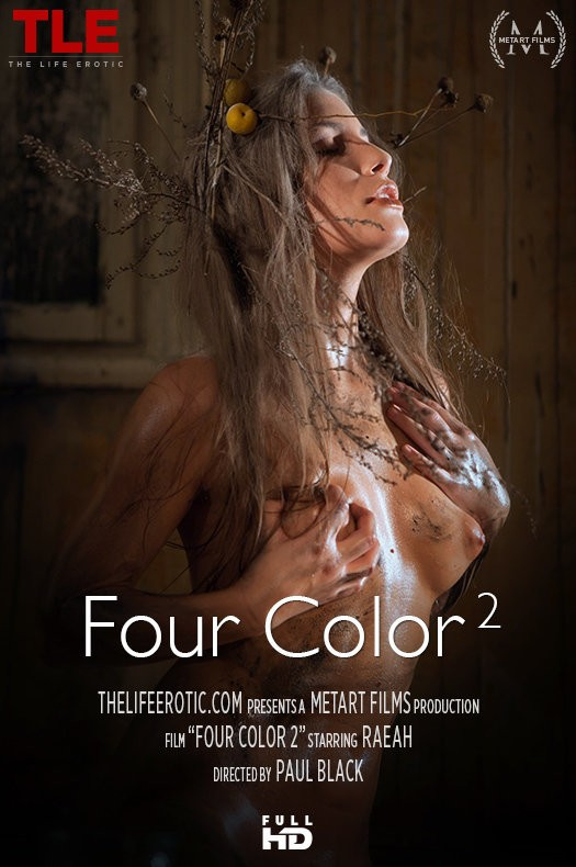 TheLifeErotic.com - Raeah - Four Color 2 [FullHD 1080p]