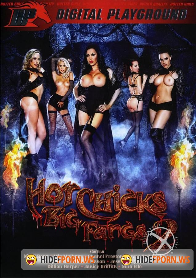 Hot Chicks Big Fangs 2 [2015/DVDRip]