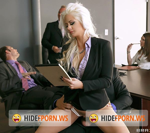 BigTitsAtWork.com/Brazzers.com - Holly Heart - The Meeting [SD]