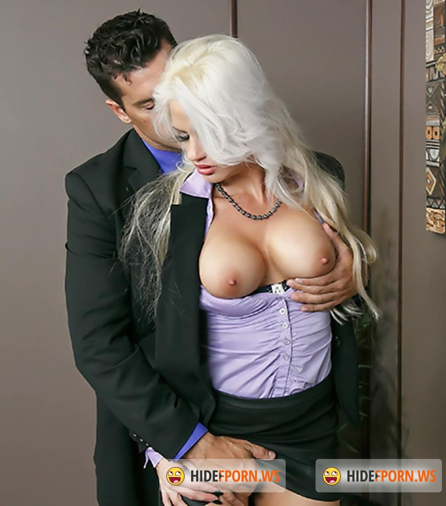 BigTitsAtWork/Brazzers - Holly Heart, Ramon - The Meeting [HD 720p]