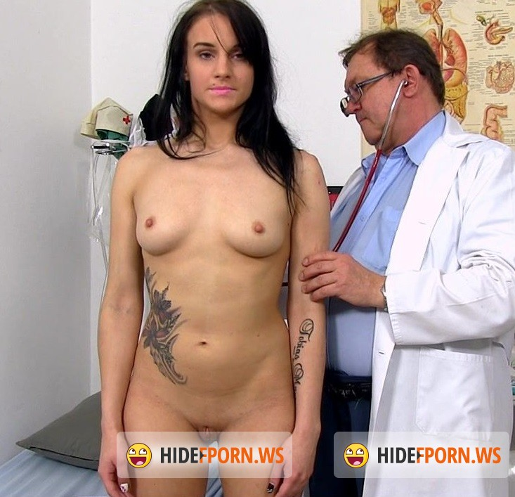 ExclusiveClub.com/FreakyDoctor.com - Angel Bay - 22 years girls gyno exam [HD 720p]