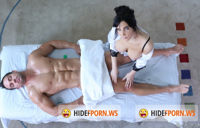 PureMature.com - Diana Prince - MILF Massage [SD]