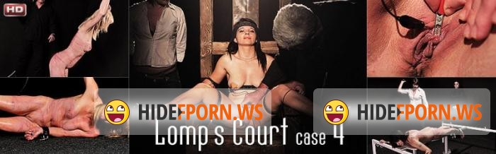 ElitePain.com - Djudi - Lomp`s Court - Case 4  [HD 720p]