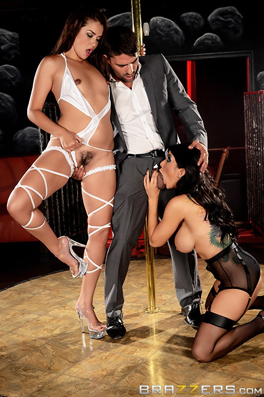 Series: Allie Haze, Romi Rain - Deadly Rain: Part Three [SD 480p]