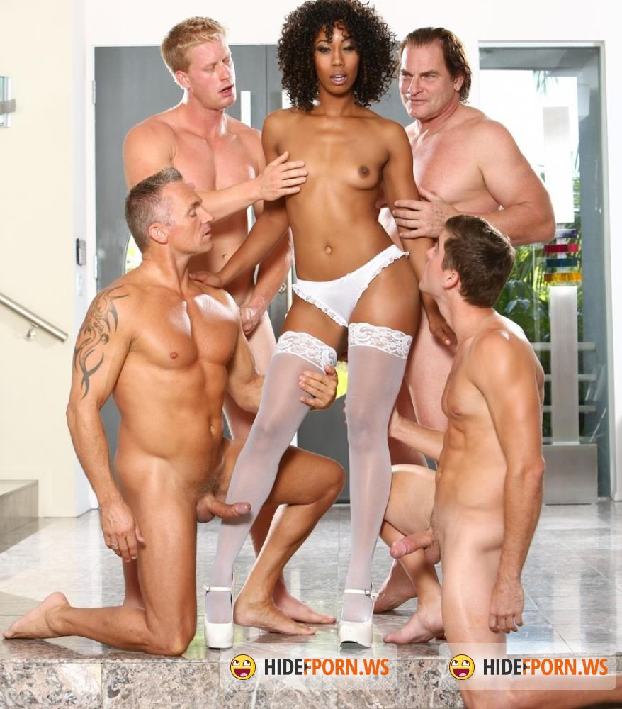 DevilsFilm - Misty Stone, Evan Stone, Marcus London - White Out 2, Scene 2 [HD 720p]