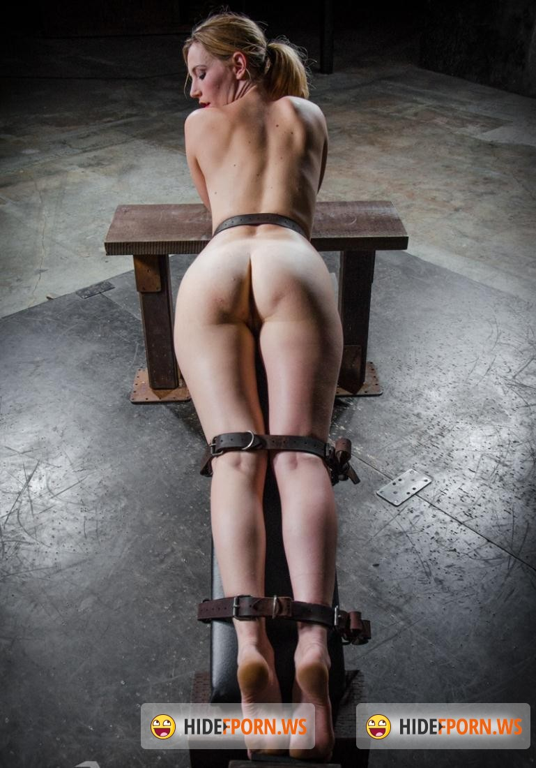 SexuallyBroken.com: Mona Wales  - Beautiful Mona Wales belt bound, shackled and throat trained into a drooling mess with epic fucking! (Humiliation women) [HD 720p]