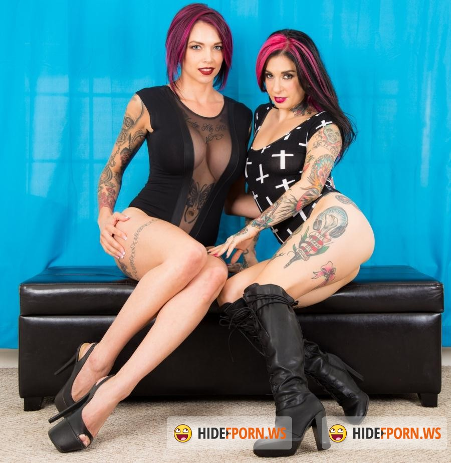 Burning: Joanna Angel, Anna Bell Peaks - The Ugly Step-Sister [FullHD 1080p]
