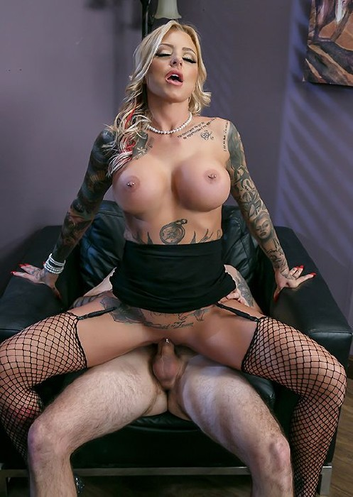 BigTitsAtSchool.com/Brazzers.com - Britney Shannon - The Head Mistress [SD]