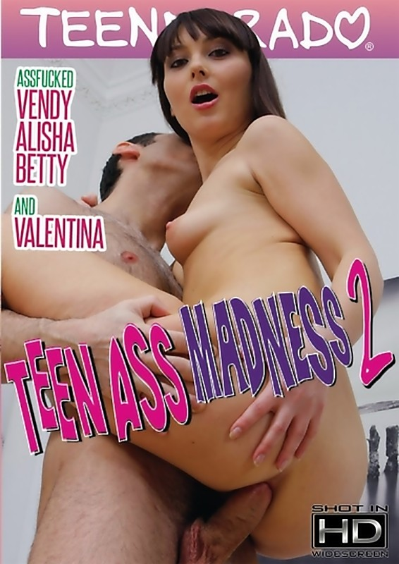 Teen Ass Madness 2 [2015/DVDRip]
