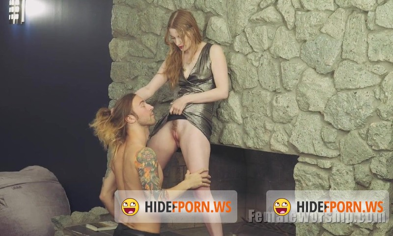 Femaleworship.com - Ela - Your Face Looks Better With Cum [HD 720p]