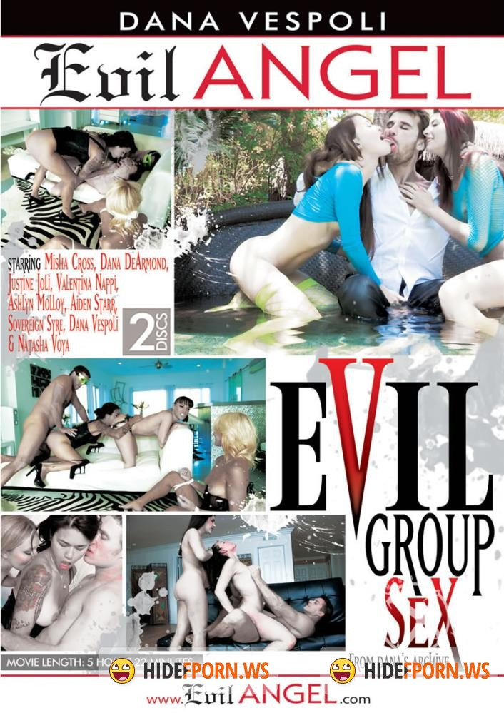 Evil Group Sex [2015/WEBRip 1080p]