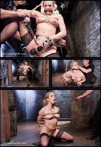Thetrainingofo.com/Kink.com - Dahlia Sky - Dahlia Skys Anal Pain and Pleasure [HD]