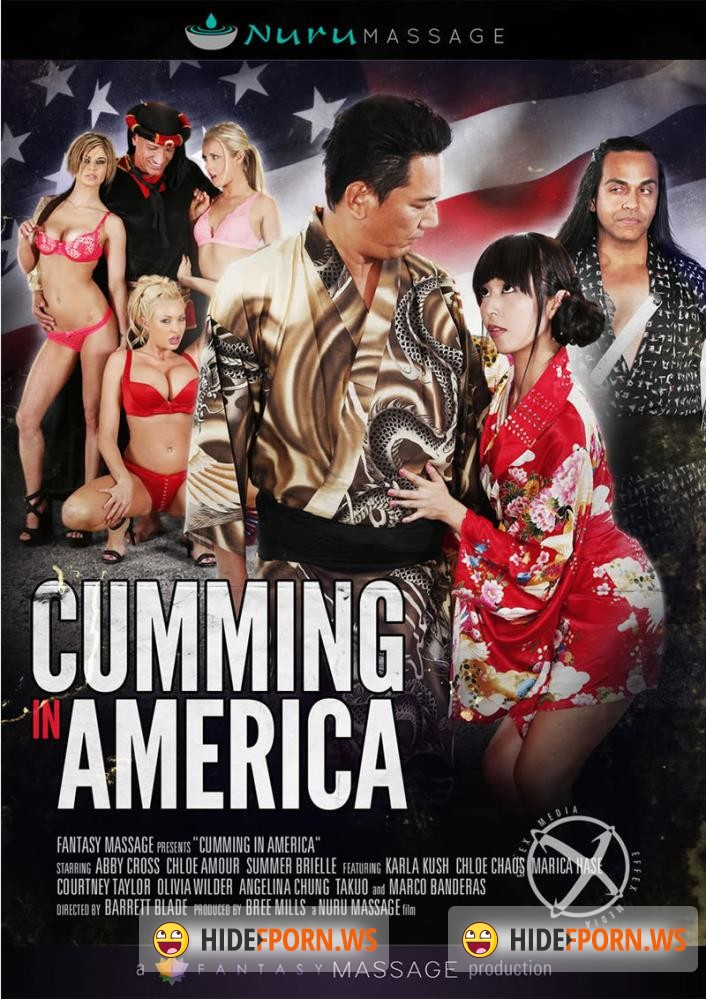 Cumming In America [2015/WEBRip 400p]