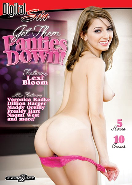Get Them Panties Down (2015/DVDRip)
