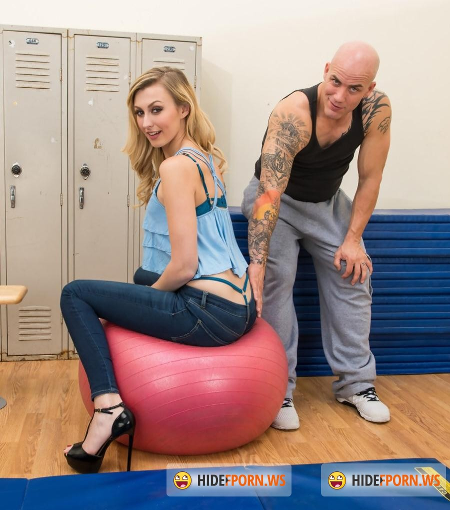Whale Tailn: Alexa Grace - Tall, Stunning Blonde Alexa Grace Fucked By Trainer HD [HD 720p]