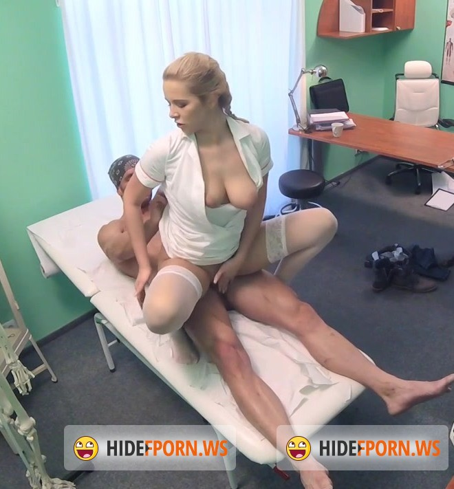 Hospital: Nikky - E 204 Hot wet pussy solves penis problem [HD 720p]
