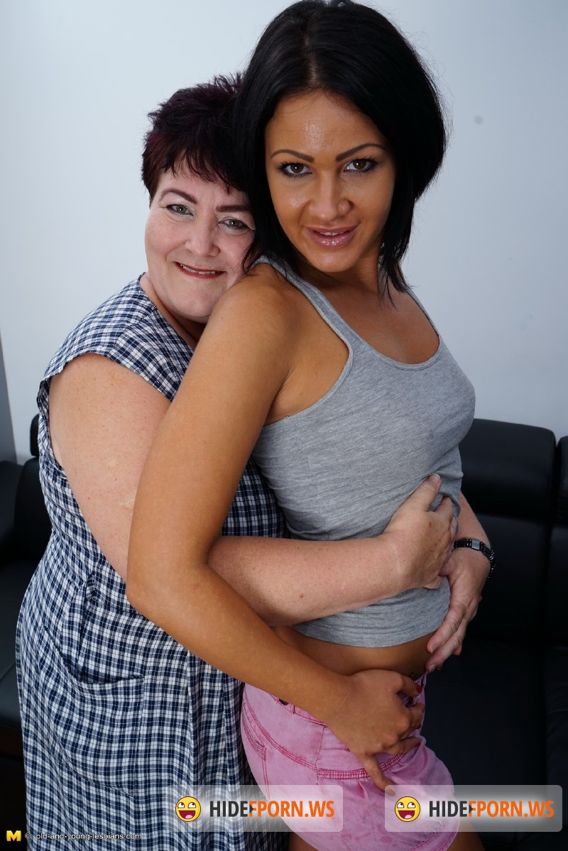 Old-and-young-lesbians.com/Mature.nl - Rosa M. (54), Natya (25) - Lesbian-Alex368 [SD 540p]
